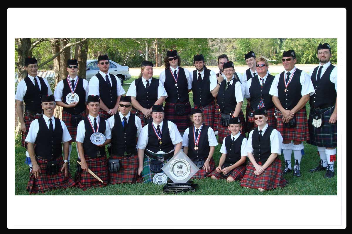 Rosie O'Gradys Highlanders